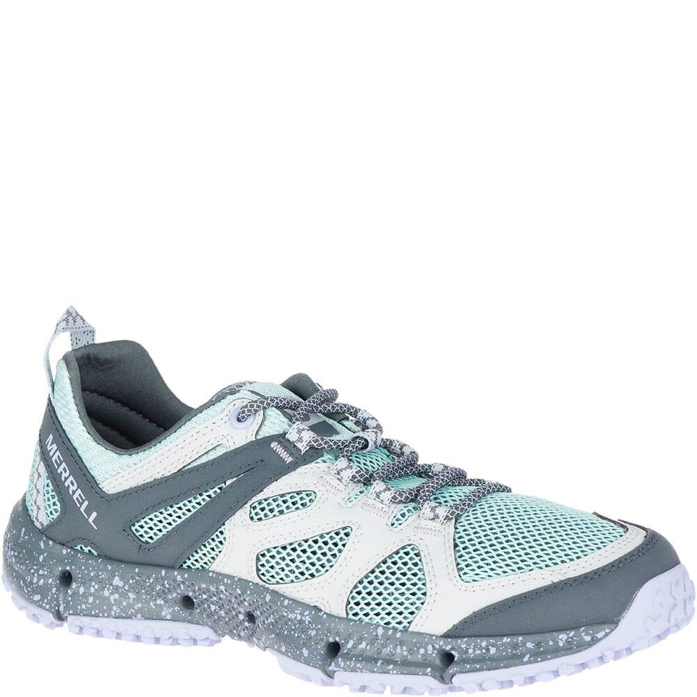 Image for Merrell Women's Hydrotrekker Athletic Shoes - Turbulence Aqua from bootbay
