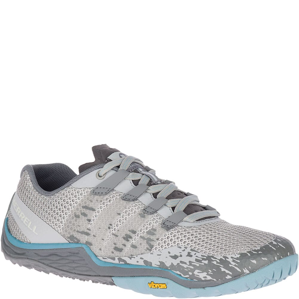 Image for Merrell Women's Trail Glove 5 Athletic Shoes - Paloma from elliottsboots