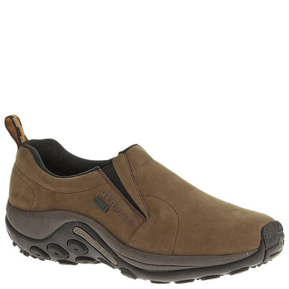 Image for Merrell Men's Jungle Moc WP Casual Shoes - Brown from bootbay