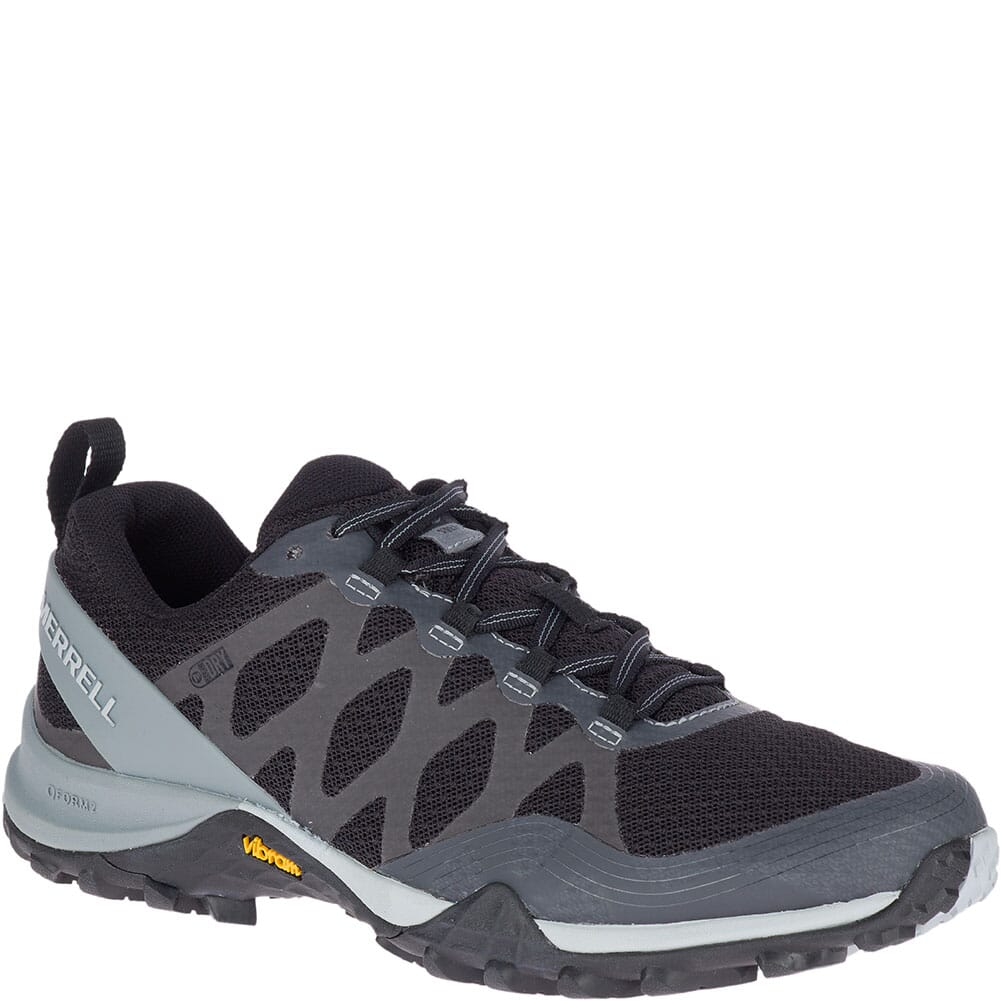 Image for Merrell Women's Siren 3 WP Hiking Shoes - Black from bootbay