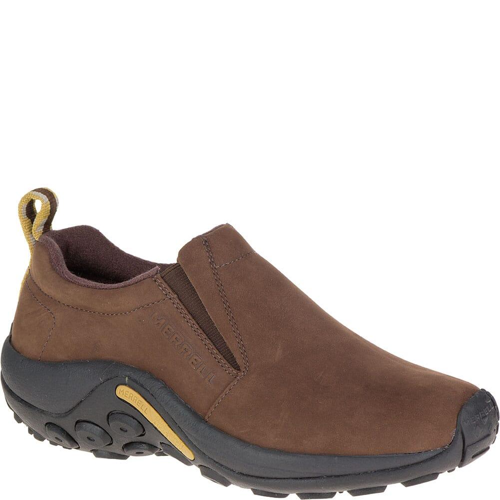 Image for Merrell Women's Jungle Moc Nubuck Casual Shoes - Bracken from bootbay