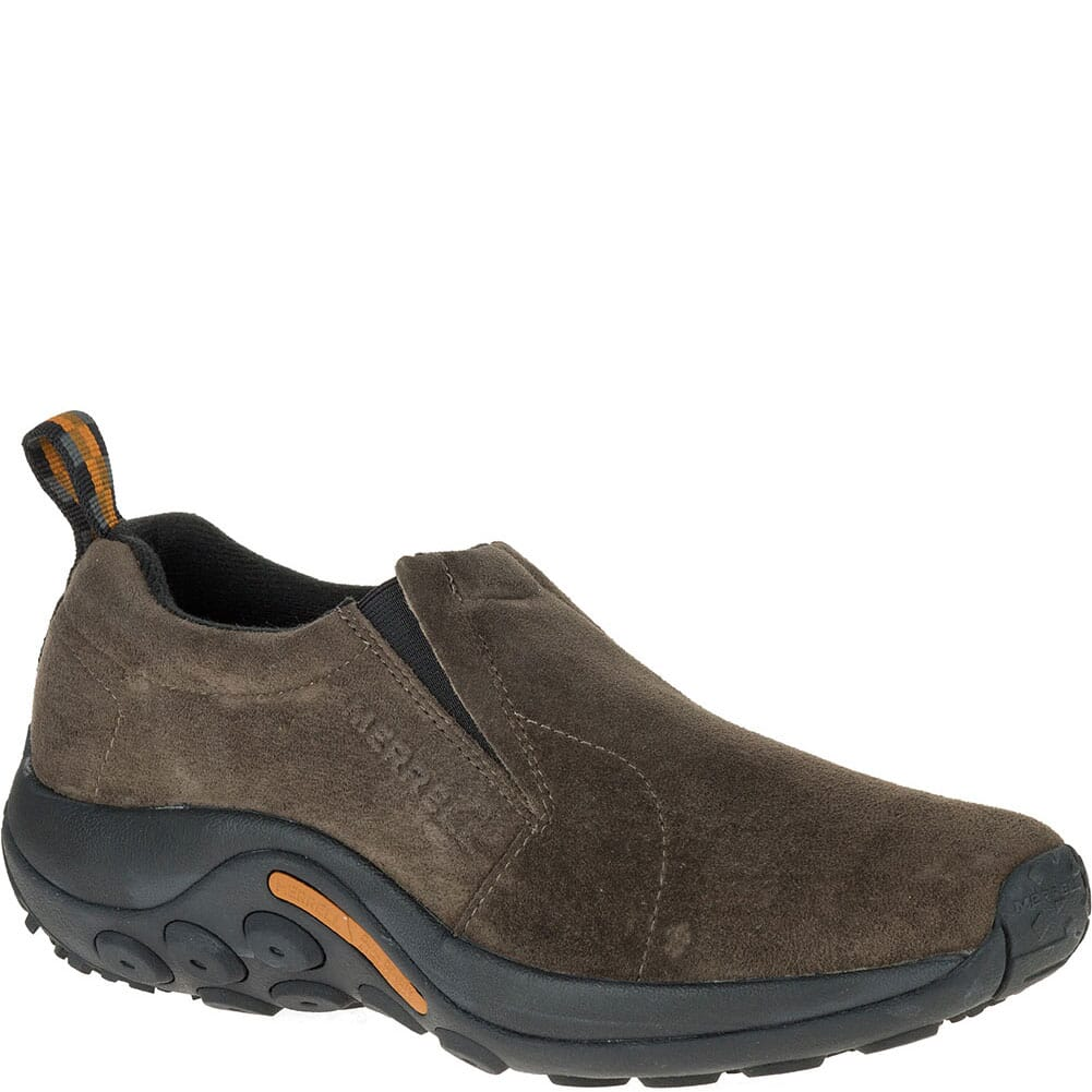 Image for Merrell Men's Jungle Moc Casual Shoes - Gunsmoke from bootbay