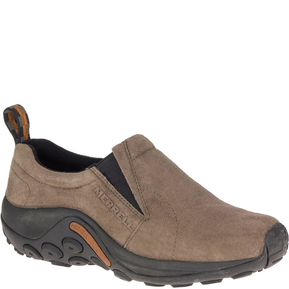 Image for Merrell Women's Jungle Moc Casual Shoes - Gunsmoke from bootbay