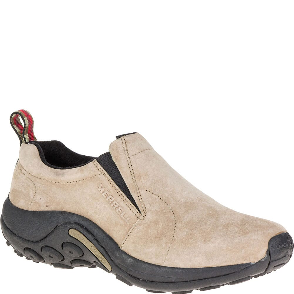 Image for Merrell Men's Jungle Moc Casual Shoes - Taupe from bootbay