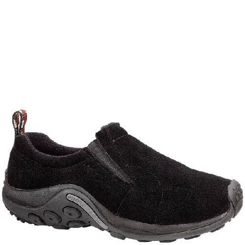 Image for Merrell Men's Jungle Moc Casual Shoes - Black from bootbay