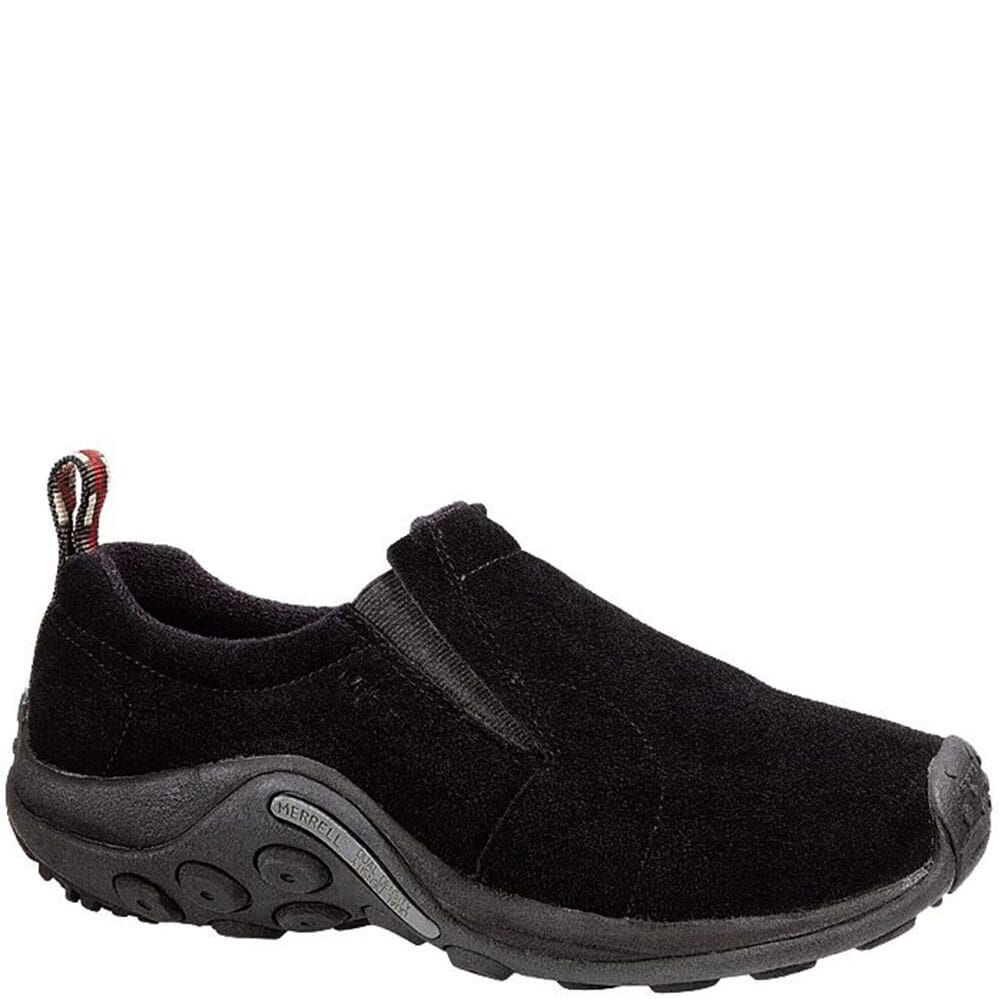 Image for Merrell Women's Jungle Moc Casual Shoes - Midnight from bootbay