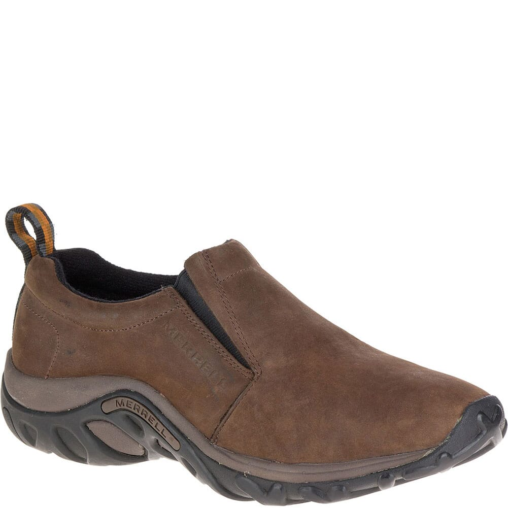 Image for Merrell Men's Jungle Moc Casual Shoes - Brown from bootbay