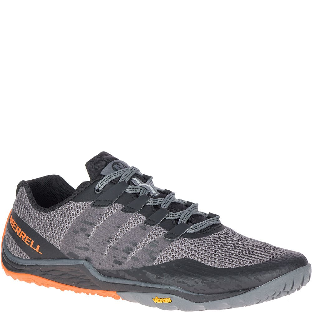Image for Merrell Men's Trail Glove 5 Athletic Shoes - Castlerock from bootbay