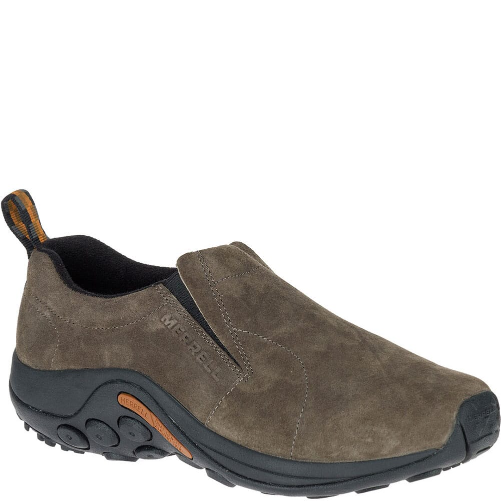 Image for Merrell Men's Jungle Moc Wide Casual Shoes - Gunsmoke from bootbay