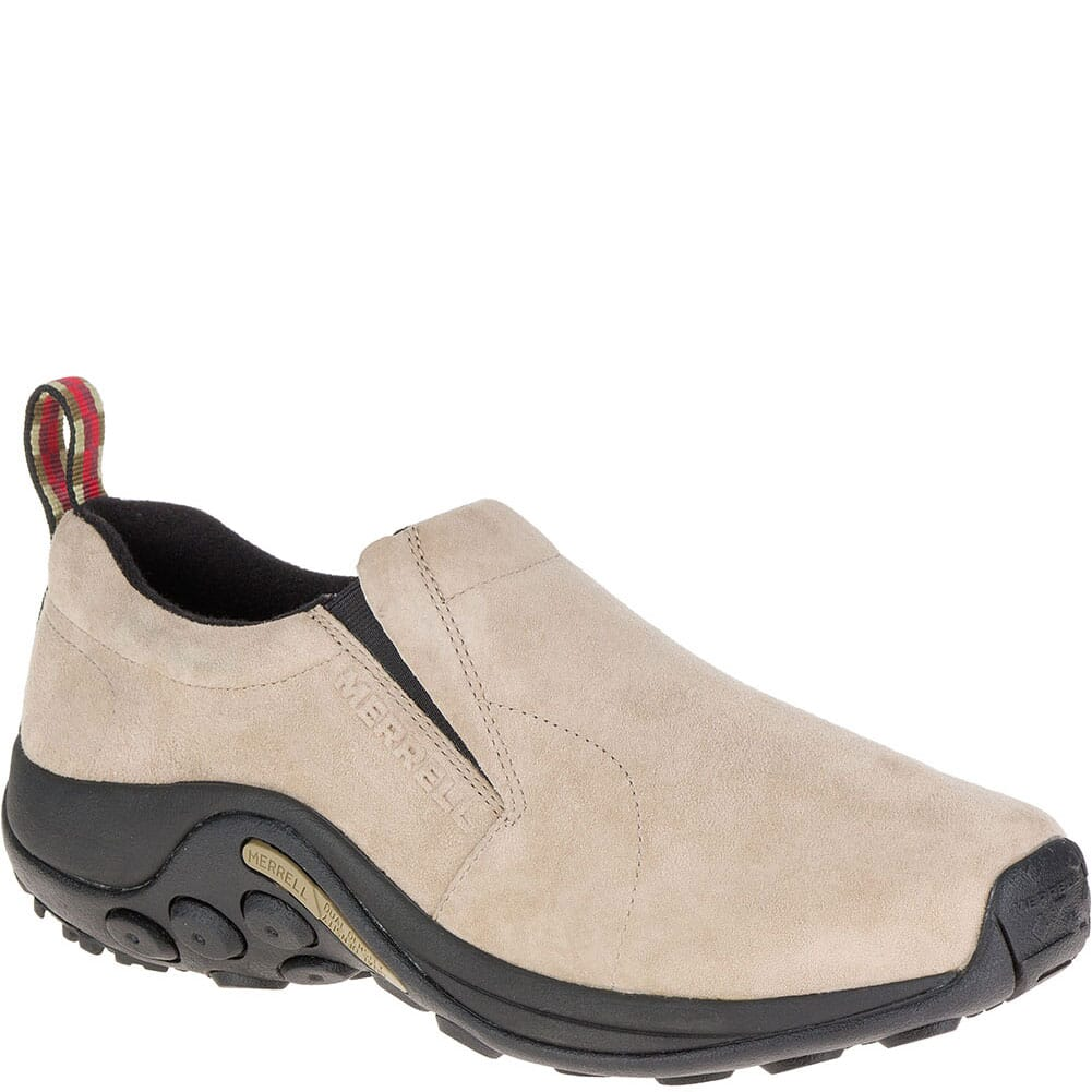Image for Merrell Men's Jungle Moc Wide Casual Shoes - Taupe from bootbay