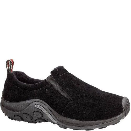Image for Merrell Men's Jungle Moc Wide Casual Shoes - Black from bootbay