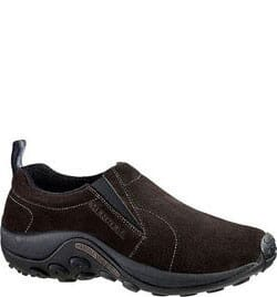Image for Merrell Men's Jungle Moc Casual Shoes - Fudge from bootbay