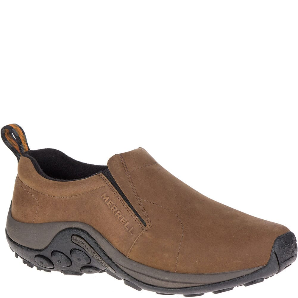 Jungle Moc Wide Casual Shoes - Brown