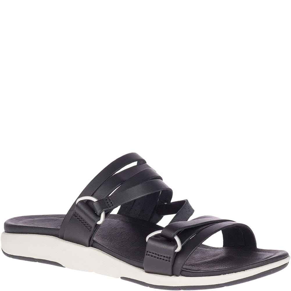 Image for Merrell Women's Kalari Shaw Slides - Black from elliottsboots