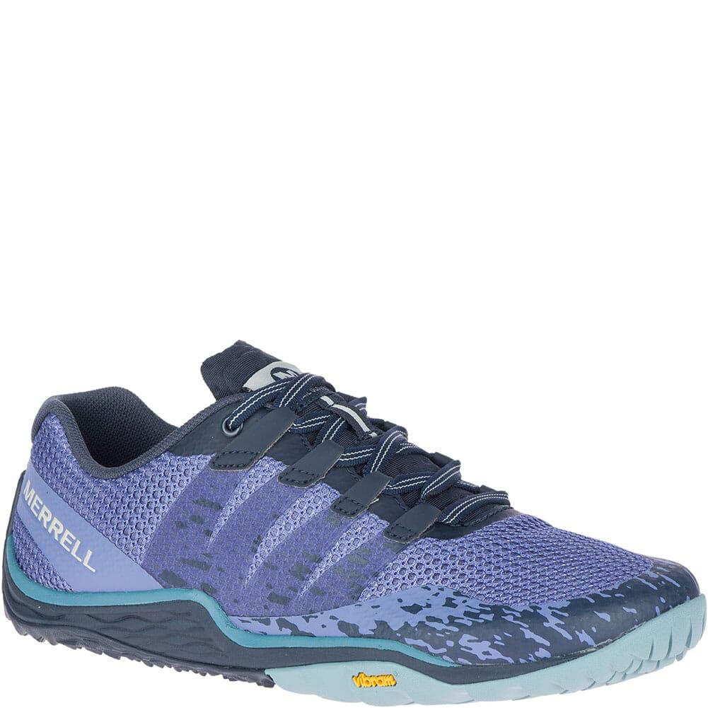Image for Merrell Women's Trail Glove 5 Athletic Shoes - Velvet Morning from bootbay