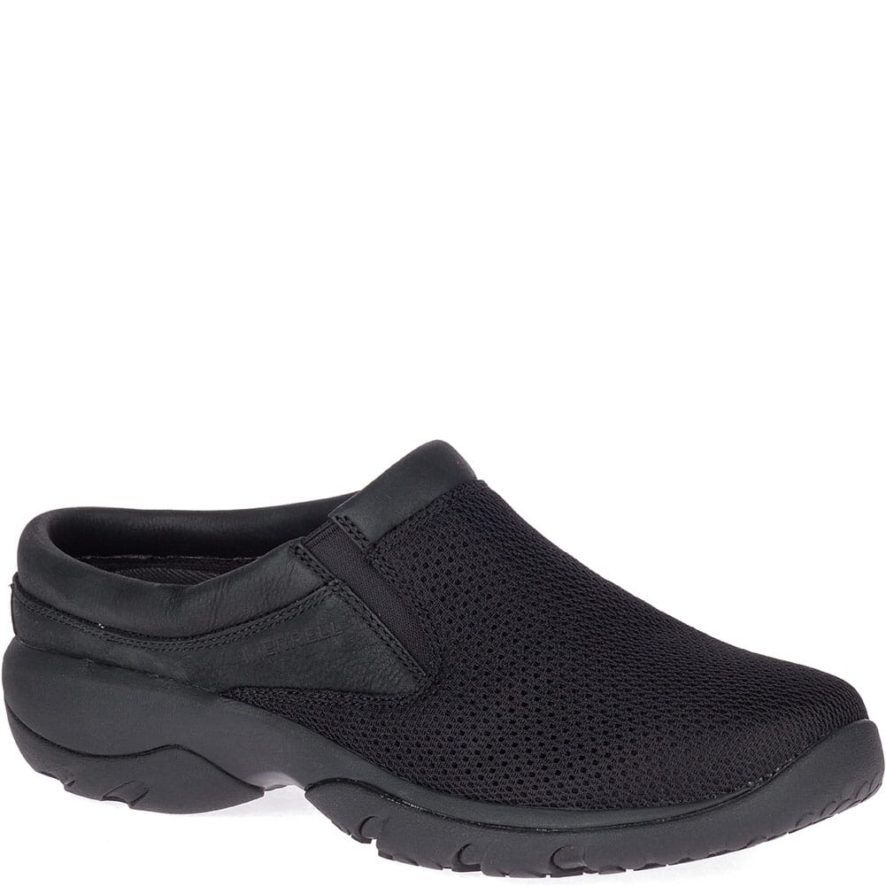 Image for Merrell Men's Encore Rexton Vent AC+ Casual Slides - Black from bootbay