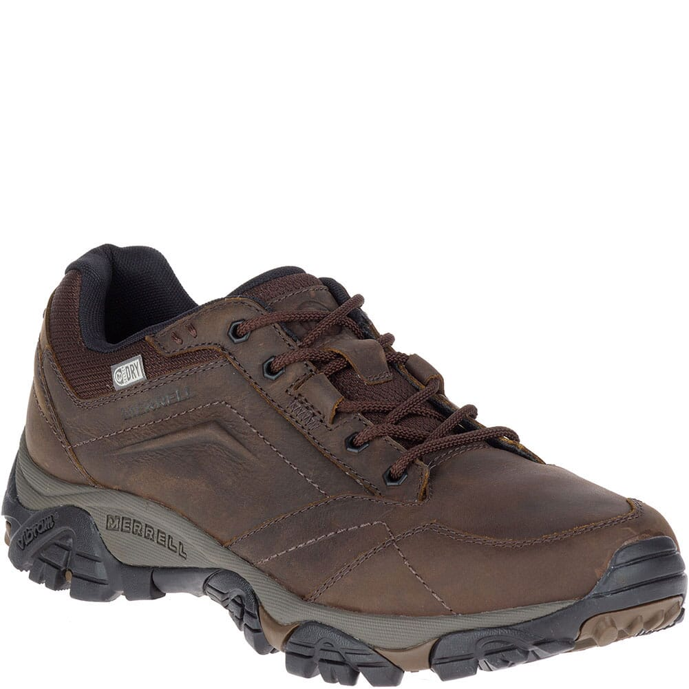Image for Merrell Men's Moab Adventure Lace WP Hiking Boots - Dark Earth from bootbay