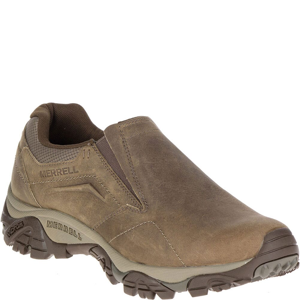 Image for Merrell Men's Moab Adventure Moc WP Hiking Boots - Boulder from bootbay