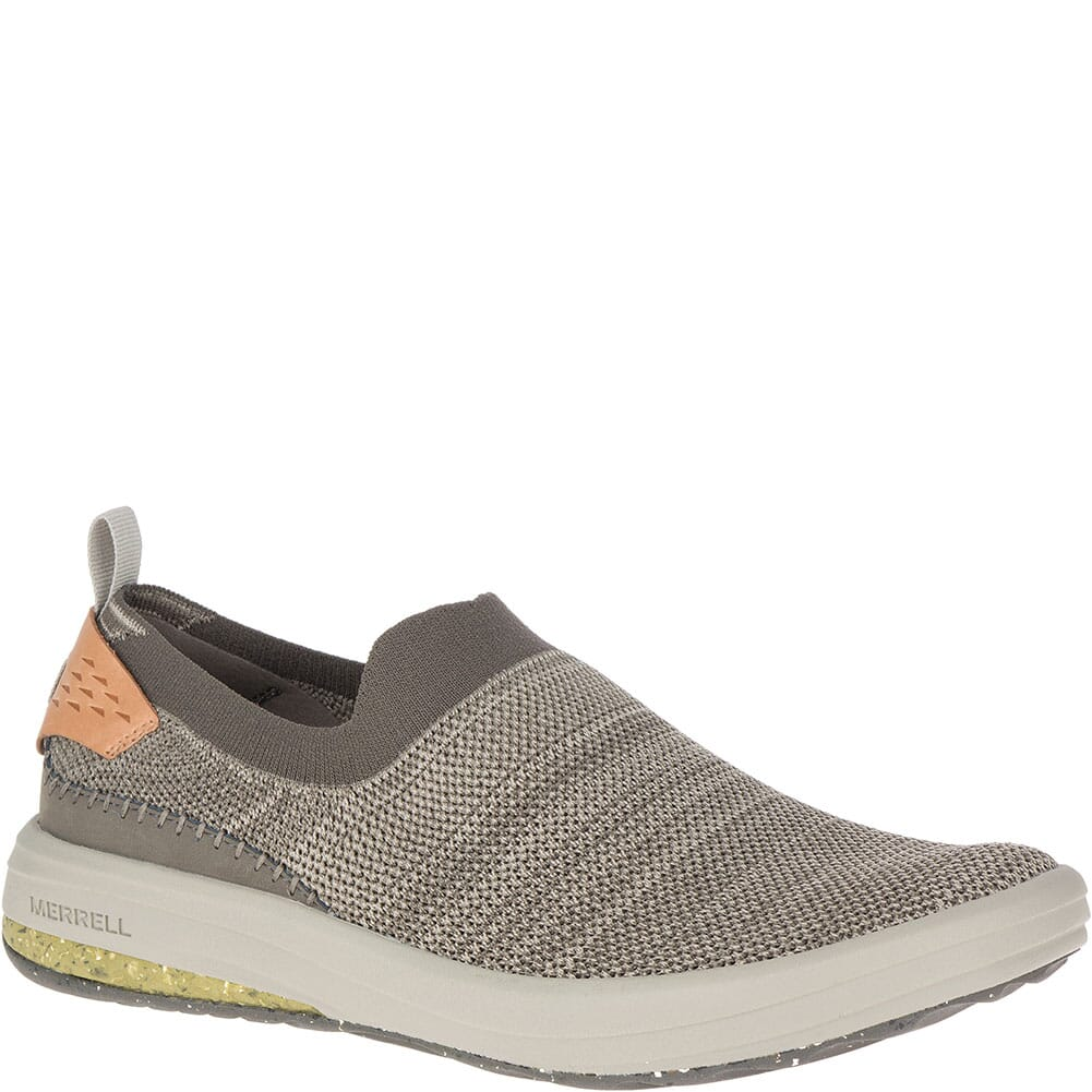 Image for Merrell Men's Gridway Moc Casual Shoes - Boulder from bootbay