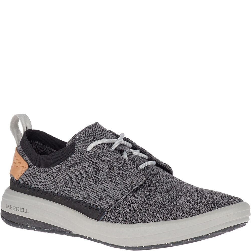 Image for Merrell Men's Gridway Casual Shoes - Black from bootbay