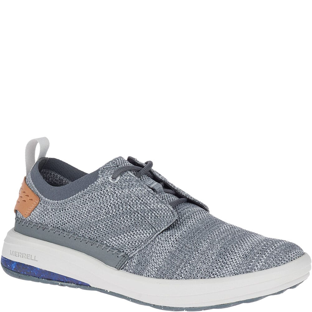 Image for Merrell Men's Gridway Casual Shoes - Turbulence from bootbay