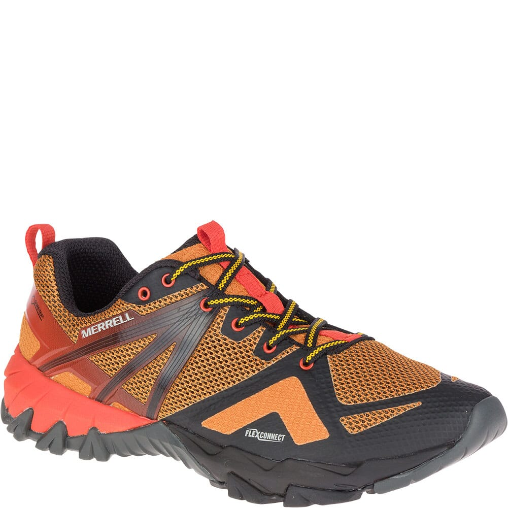 Image for Merrell Men's MQM Flex GTX Athletic Shoes - Old Gold from bootbay
