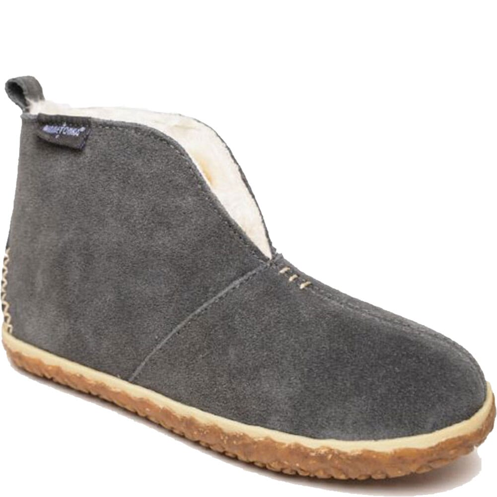 Image for Minnetonka Women's Tucson Casual Boots - Charcoal from bootbay
