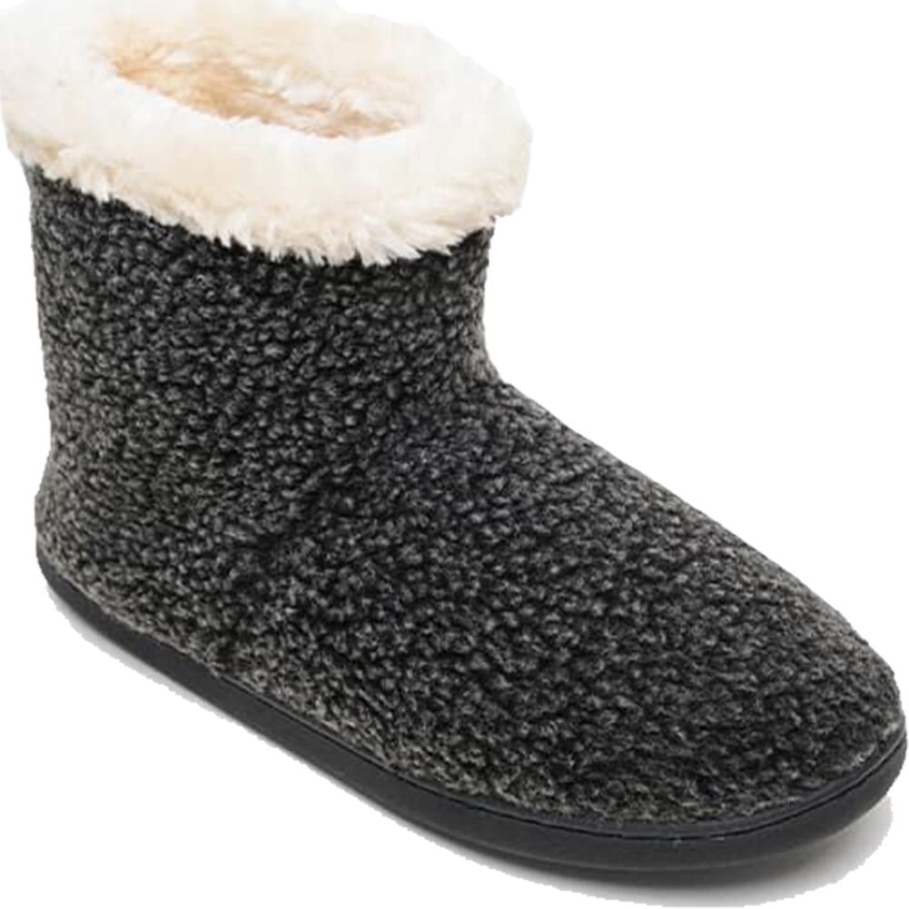 Image for Minnetonka Women's Betty Casual Boots - Charcoal Berber from bootbay