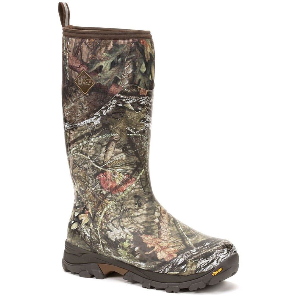 Image for Muck Men's Arctic Ice Rubber Boots - Mossy Oak from bootbay