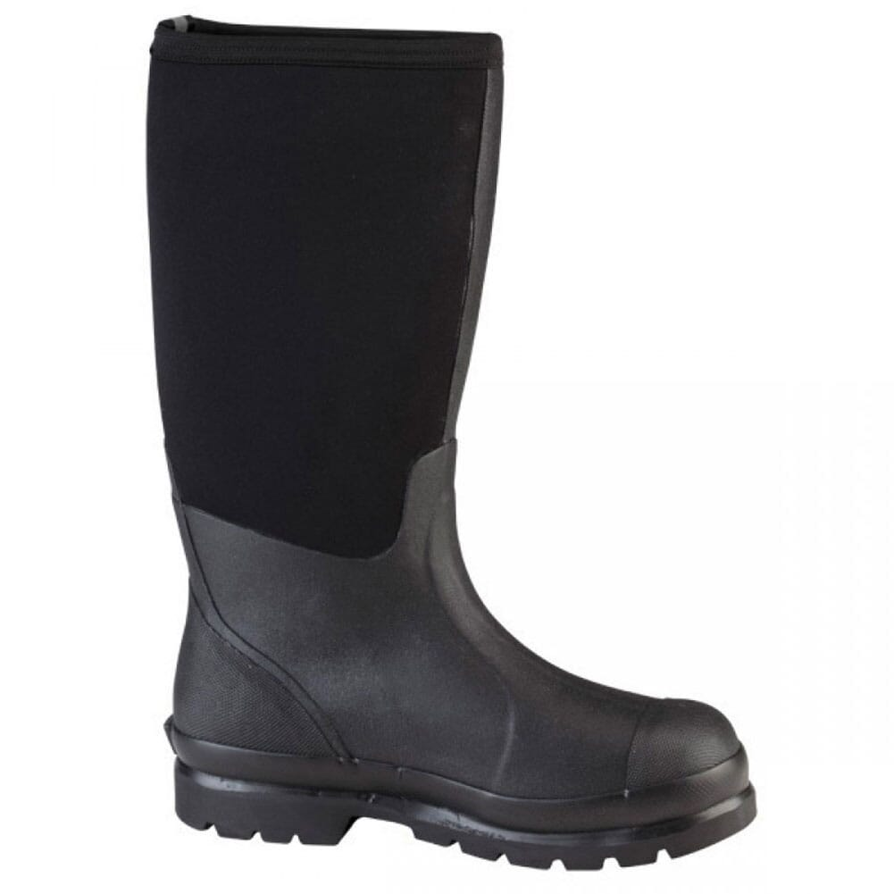 Image for Muck Men's Chore Classic Hi Rubber Boots - Black from bootbay
