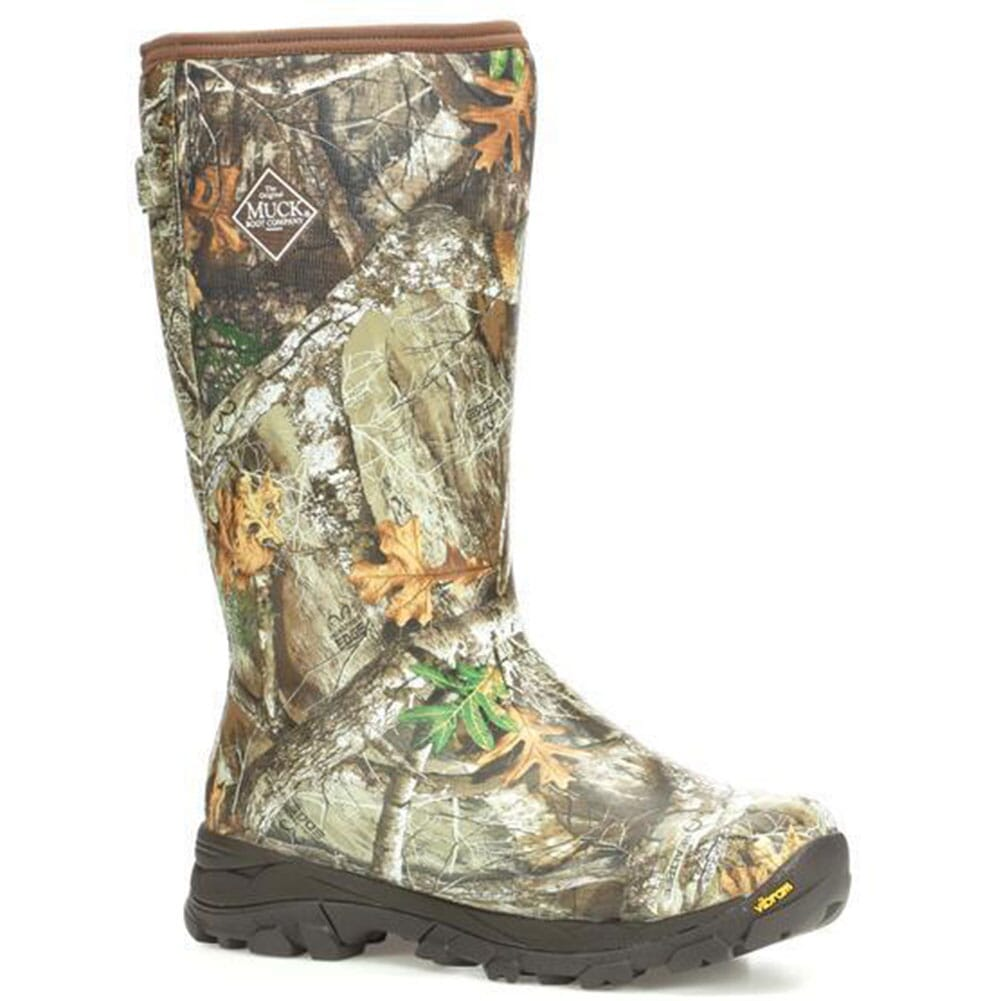 Image for Muck Men's Arctic Ice XF Wide Calf Rubber Boots - Realtree Edge Mini from bootbay