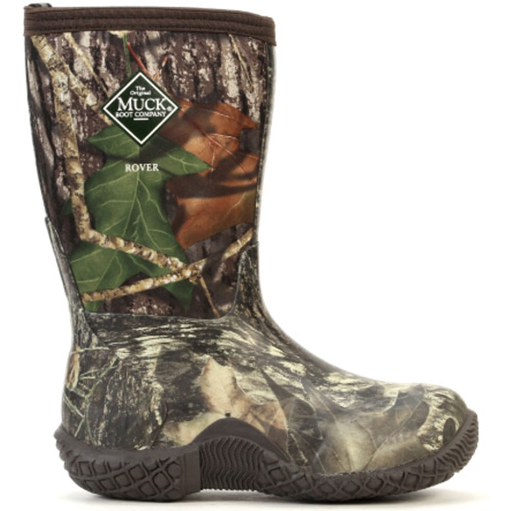 Image for Muck Kid's Rover II Rubber Boots - Mossy Oak Break Up from bootbay