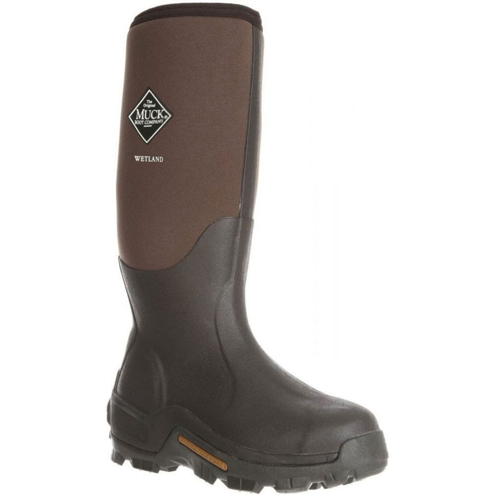 Image for Muck Men's Wetland Premium Field Boots - Bark from bootbay