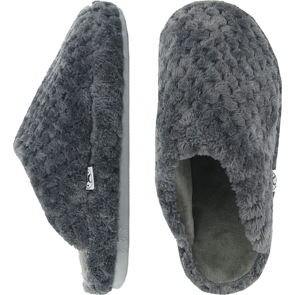 Image for Naot Women's Unwind Slippers - Dark Gray from bootbay
