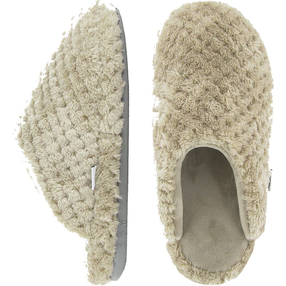 Image for Naot Women's Unwind Slippers - Beige from bootbay