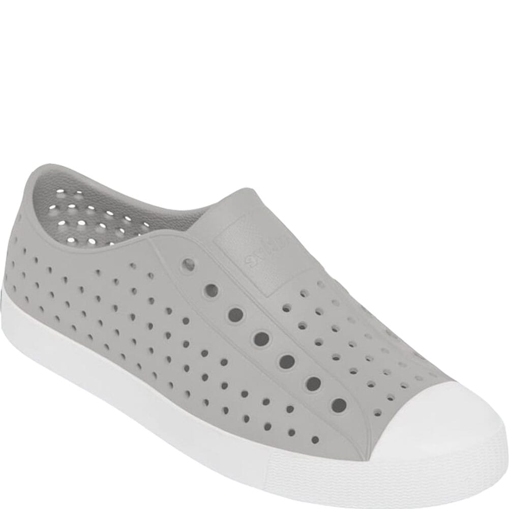 Image for Native Unisex Jefferson Casual Shoes - Pigeon Grey from bootbay