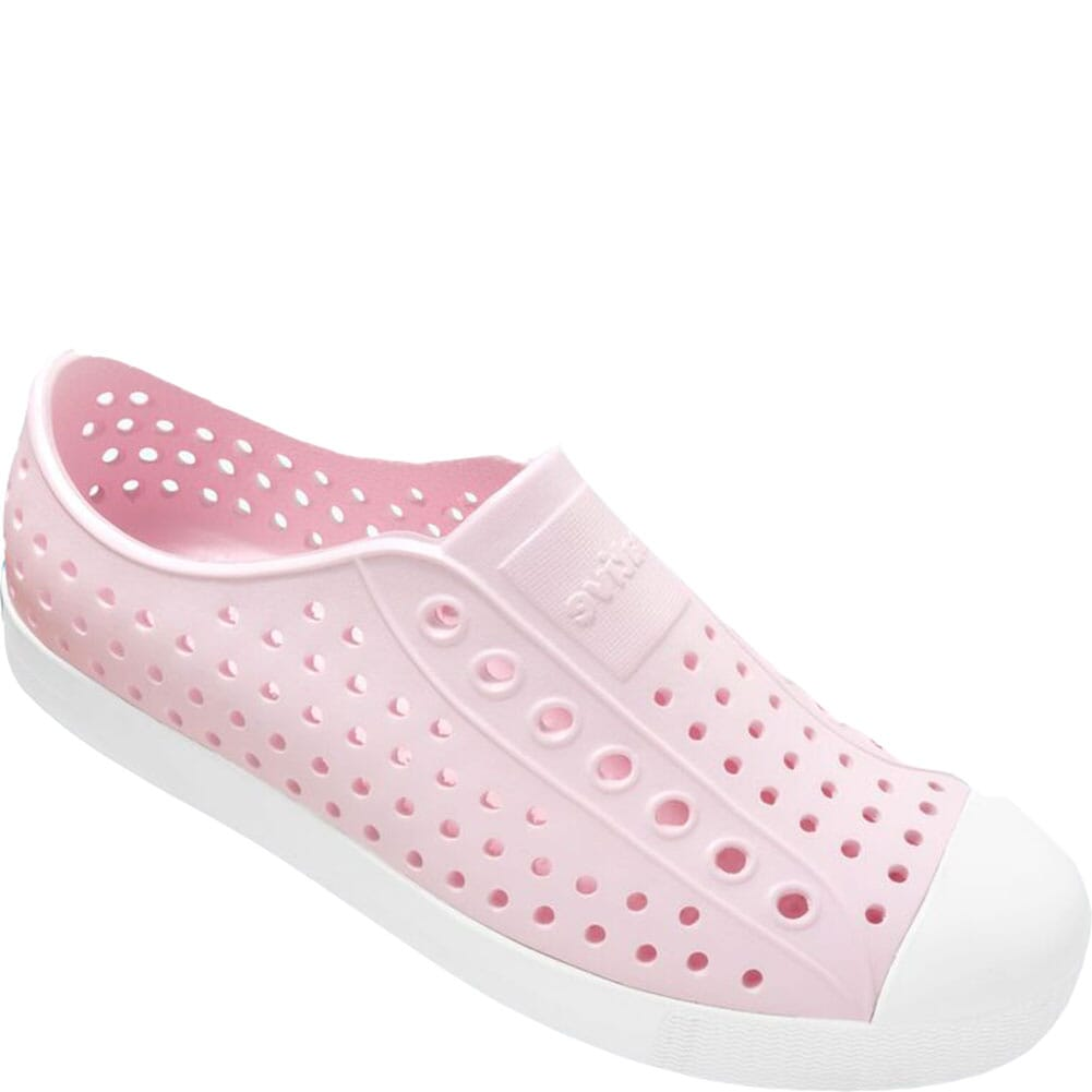 Image for Native Unisex Jefferson Casual Shoes - Milk Pink from bootbay