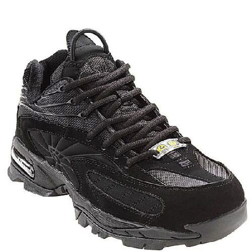 Image for Nautilus Men's SD Steel Toe Safety Shoes - Black from bootbay