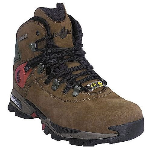 Image for Nautilus Men's Waterproof Safety Boots - Brown from bootbay