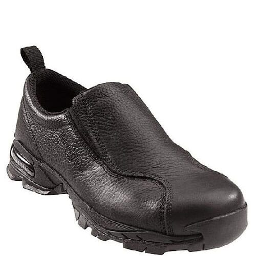 Image for Nautilus Men's Slip On Safety Shoes - Black from bootbay