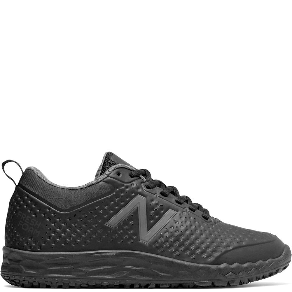 Image for New Balance Women's 806 Slip Resistant Safety Shoes - Black from elliottsboots
