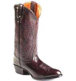 Image for Nocona Men's Imperial Western Boots - Black Cherry from bootbay