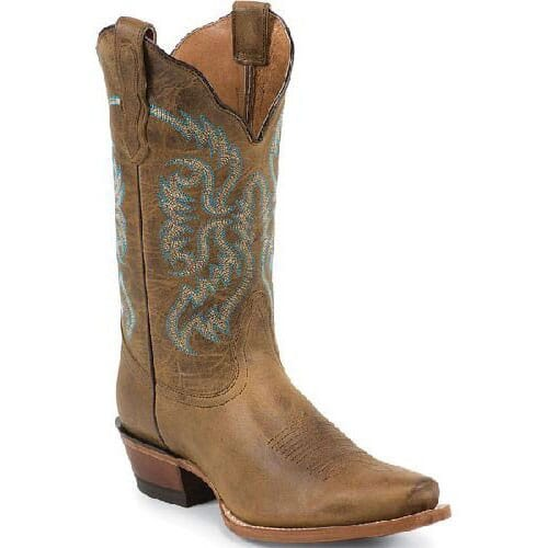 Image for Nocona Women's Karma Western Boots - Tan from elliottsboots