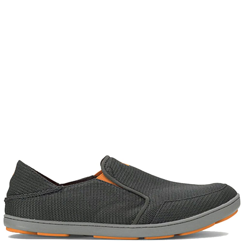 Image for OluKai Men's Nohea Mesh Casual Shoes - Dark Shadow from bootbay