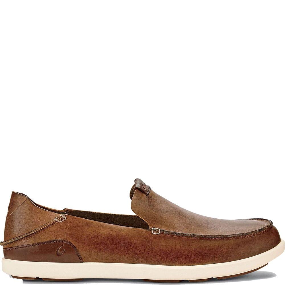 Image for Olukai Men's Nalukai Slip-On Casual Shoes - Fox/Bone from bootbay