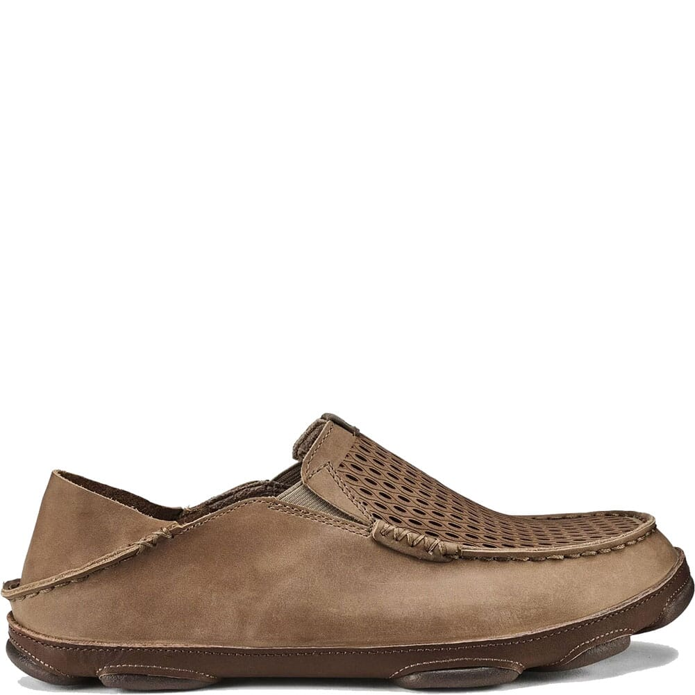 Image for Olukai Men's Moloa Aho Casual Shoes - Clay/Husk from bootbay