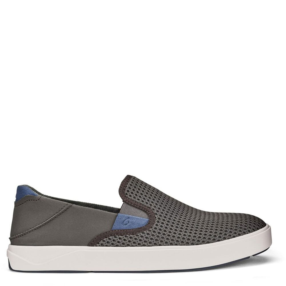 Image for Olukia Men's Laeahi Casual Slip On Sneakers - Pavement/Pavement from bootbay