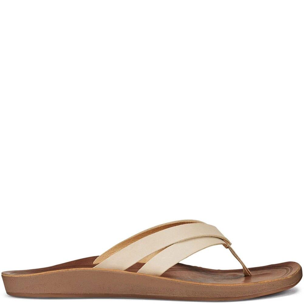 Image for Olukai Women's Kaekae Flip Flops - Tapa/Tapa from bootbay