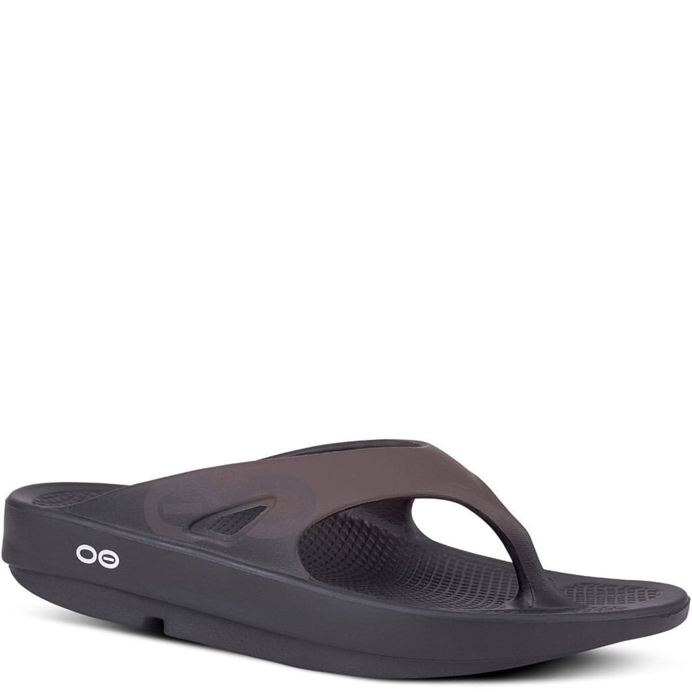 Image for OOFOS Unisex OOriginal Sport Sandals - Brown from bootbay