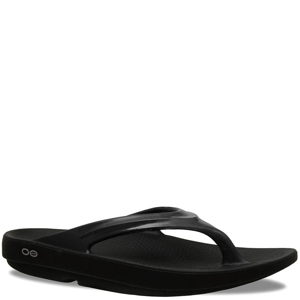 Image for OOFOS WMS OOlala Sandals - Black from bootbay